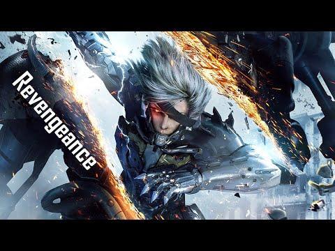 Metal Gear Rising: Revengeance - R-04 Hostile Takeover Perfect S (Revengeance Difficulty)