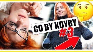 CO BY KDYBY #3 🤔 | Nová barva vlasů! | NATYLA