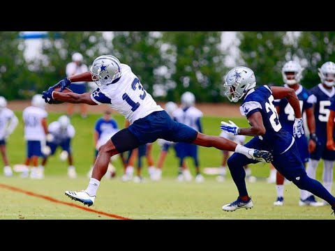The Dallas Cowboys Training Camp Talk 2018