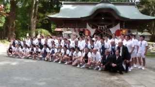 平成26年度塩釜神社例大祭(福島県小野町)