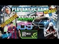 How to PLAY PC GAMES ON YOUR PHONE/TABLET! (WORKS WITH ANDROID AND iOS) (EASY METHOD)