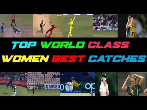 Best Of Women Top World Class Catches