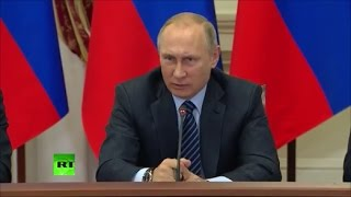 Putin fassungslos über Flüchtlingspolitik in der EU (Vergewaltigung - Freispruch)