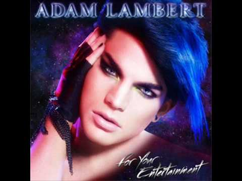 """Music Again - A. Glambert ( From """"For Your Entertainment"""") Full Song. Lyrics in sidebar."""