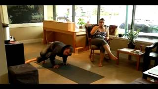 Yoga Special On The Express July 13, 2012 Part 2