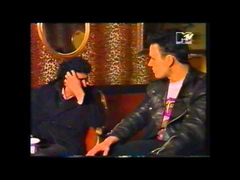 Killing Joke 1991 Interview & Live in New York (MTV 120 Minutes)