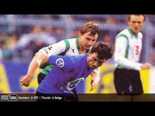 1988-1989 - Jupiler Pro League - 32. Club Brugge - Cercle Brugge 4-2