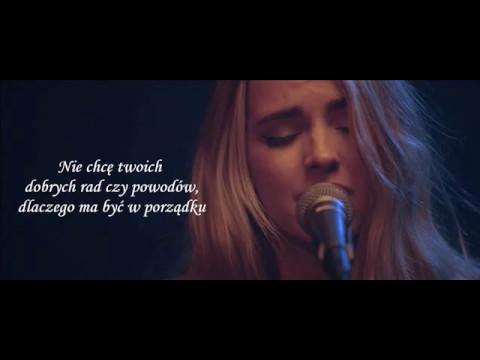 Katelyn Tarver - You Don't Know (Tłumaczenie PL)