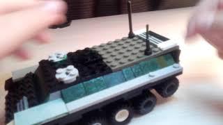 Лего обзор Panter1