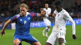 Buen control, buen regate y malisima definicion de Dembele ⚽ Futbol Internacional ⚽ HD ⚽ 2018