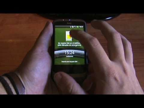Videoreview del HTC Wildfire