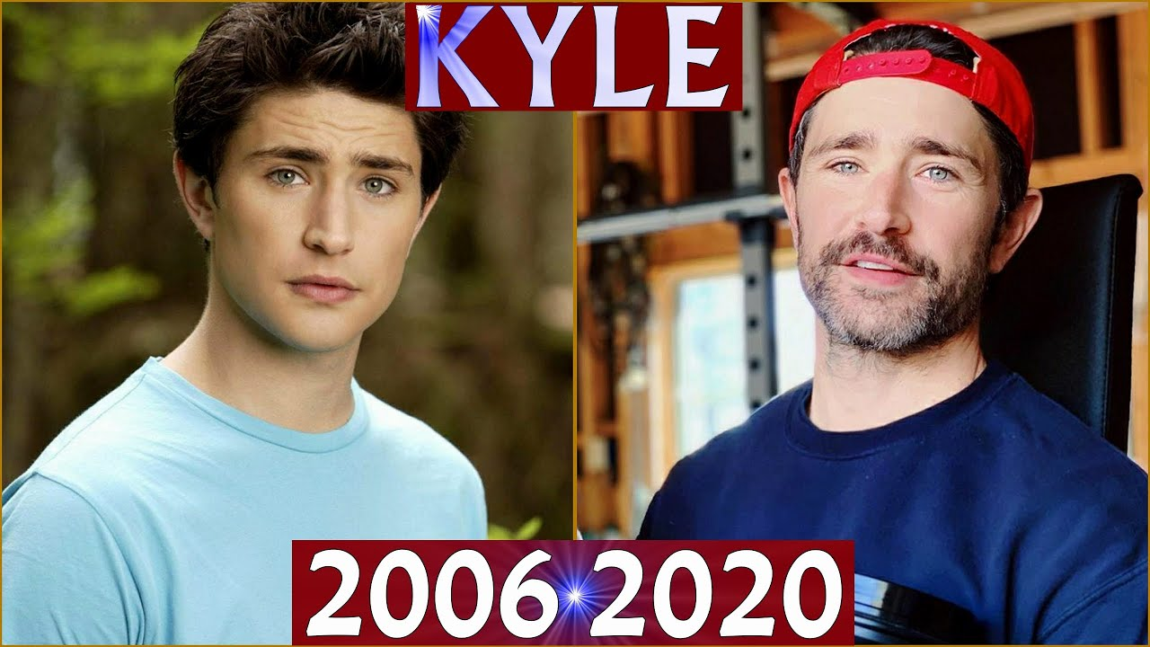 Download Kyle XY Cast Then and Now 2020