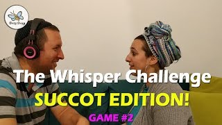 The Whisper Challenge GAME 2 Busy Bazy