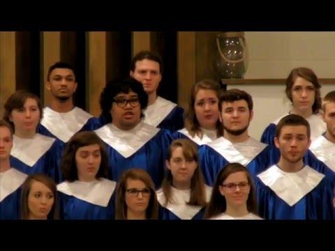 York College Concert Choir Performance January 24, 2016