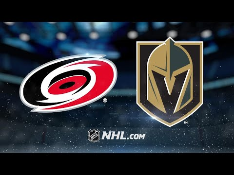 Ward earns 300th win as Hurricanes edge Vegas in SO