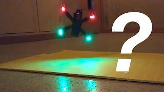 Problème de drone qui vrille au décollage ? - Eachine Wizard x220