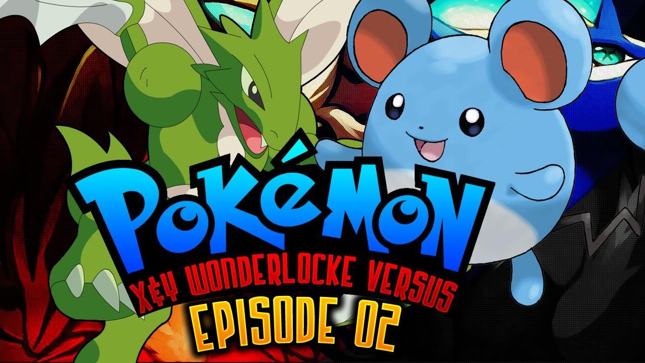 """Download Pokémon X&Y Wonderlocke Versus w/GameboyLuke Episode 2: """"Legendary Trades"""""""
