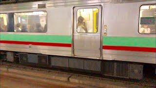 【日立IGBT】731系G-120編成(後期車)走行音 / JR-731 sound