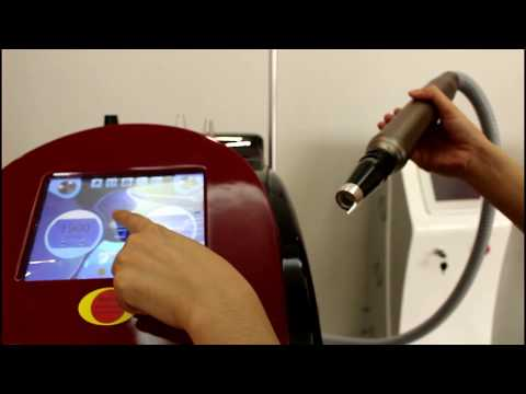 One Of The Best Tattoo Removal Machine Portable Picosecond Laser Machine LS-PM09A