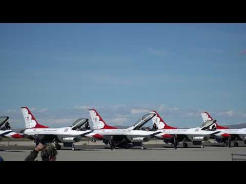 Los Angeles County Airshow