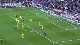 Video Gol Pertandingan Getafe vs FC Barcelona