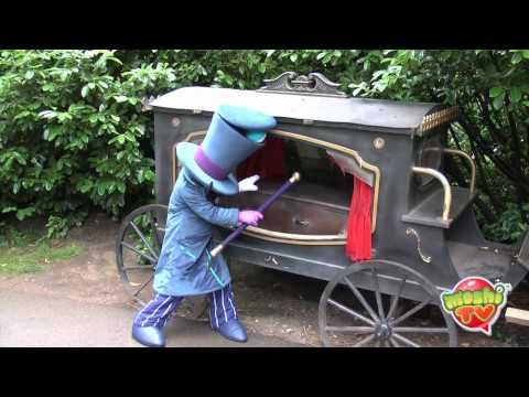 Moshi Monsters - Chessington World of Adventures Resort - Dr Strangeglove