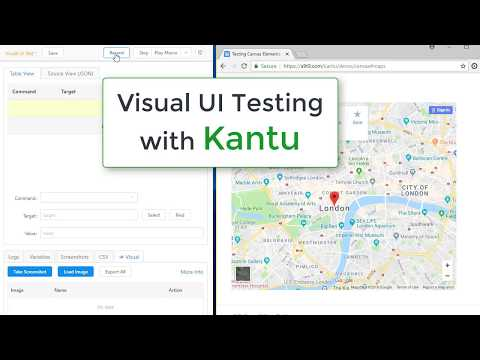 UI Vision Kantu for Chrome