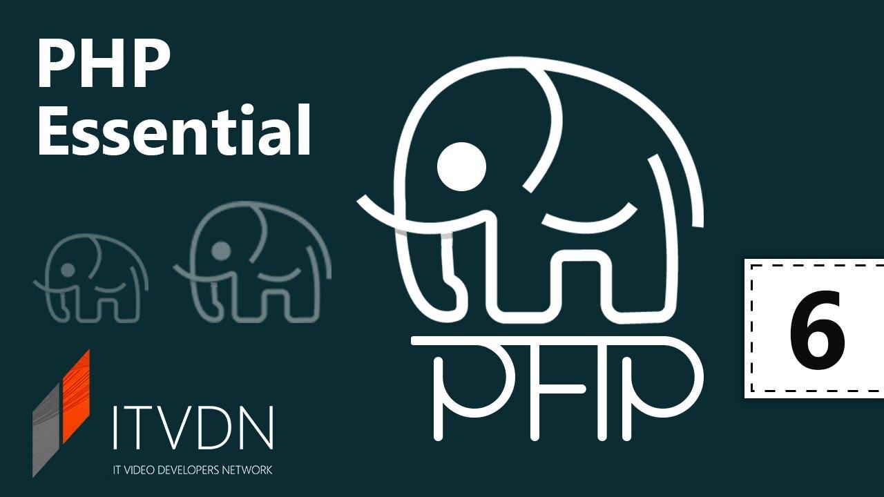 PHP Essential. Урок 6. Полиморфизм. Перезагрузка методов.