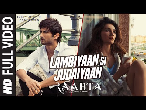 Lambiyan Si Judaiyan Song Lyrics From Raabta