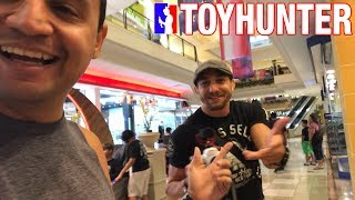 Pitu & Cletus Hunting for Funko Pops! Hot Toys! and being Loud AF!