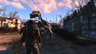 Fallout 4. Силовая броня Т-51