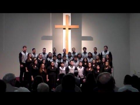 Corn Bible Academy - You Raise Me Up (Soloist: Dakota Brewer)
