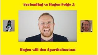 Hagen Grell fordert den Apartheidsstaat