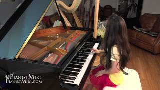 Jessie J - Bang Bang ft Ariana Grande & Nicki Minaj   Piano Cover by Pianistmiri 이미리