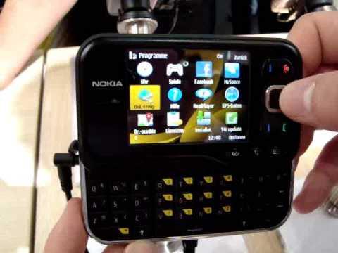 Nokia 6760 Slide Surge