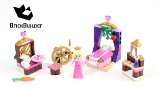 Lego Disney Princess 41060 Sleeping Beauty's Royal Bedroom - Lego Speed Build