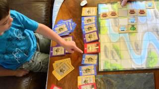 Robot Turtles gameplay (www.robotturtles.com)