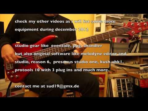 Ken Rose  5 String Bass for sale in Berlin