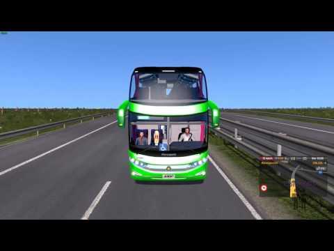 Euro Truck Simulator 2 | Bus Mod: De Buenos Aires a Mar del Plata