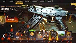 New Modern Warfare Season 4 Battle Pass Level 100 Unlocked!  Modern Warfare Warzone