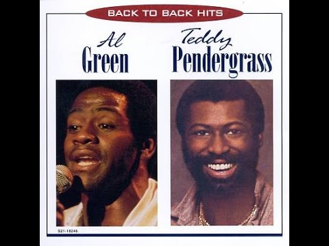 Back To Back: Teddy Pendergrass & Al Green