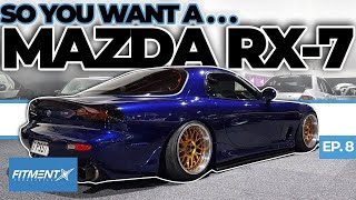 Mazda RX7 Videos