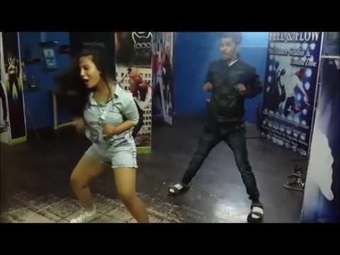 aaj mood ishqholic hai - aashika bhatia -feel n flow the dance world - sanju singh- Prem Ratan Dhan