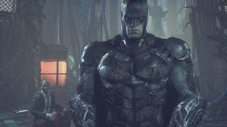 Batman: Arkham Knight - Ending & SECRET ENDING [1080p HD]