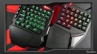 Keypad Genesis Thor 100 Vs Keypad od CHIŃCZYKA (Delux T9 Plus) Porównanie