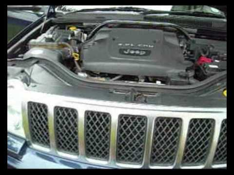 jeep grand cherokee 3 0 crd overland youtube. Black Bedroom Furniture Sets. Home Design Ideas
