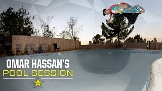 Omar Hassan's Pool Session
