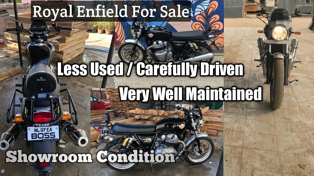 For Sale Royal Enfield Interceptor 650 | Buyers won't Regret | All Documents Up-to-date |