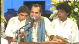 Rahat Ali Khan sings Ghalib - Koi Ummeed bar Nahi Aati Part-3