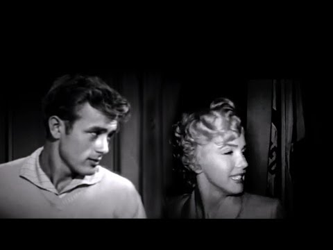 James Dean and Marilyn Monroe Together - www.brailliant.com